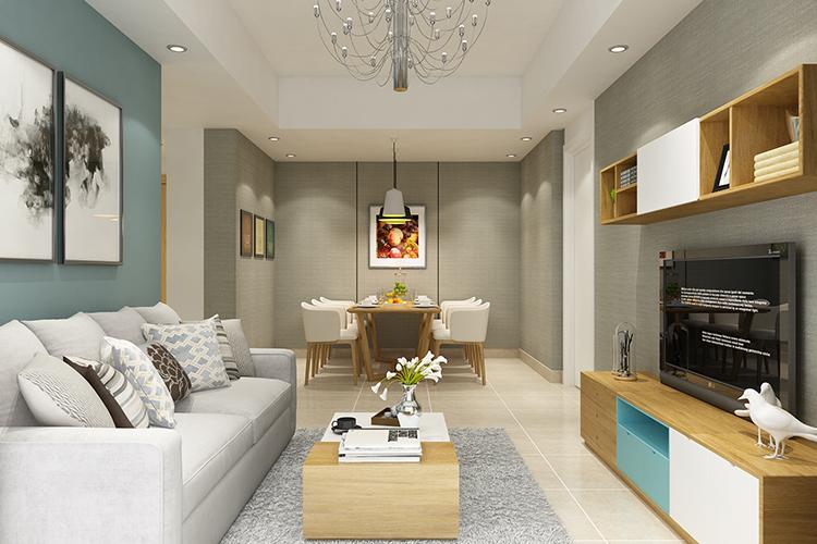 1493018564 thiet ke thi cong noi that 1 - Mẹo bố trí ghế sofa hoàn hảo theo diện tích phòng khách
