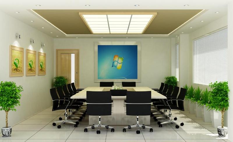 1494384342 noi that phong hop - Thiết kế thi công nội thất văn phòng công ty EAST WEST SEED