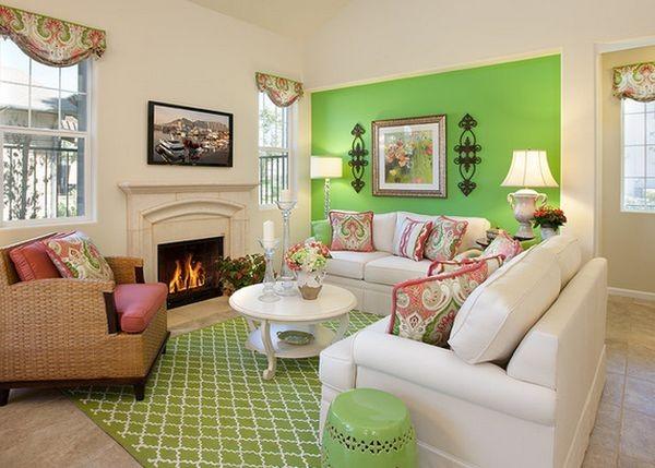 Meo chon mau sac theo dung tam trang 7 93d0f - Chọn màu sắc trang trí nội thất căn hộ theo ý nghĩa