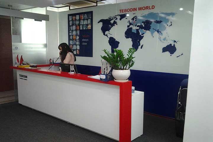 TEBODIN 15 - Thiết kế thi công nội thất văn phòng công ty TNHH TVTK - XD TEBODIN