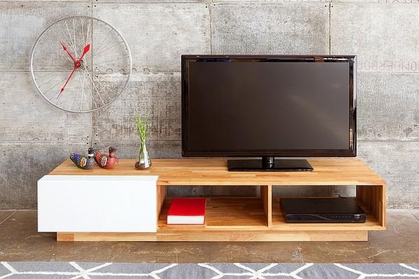 nhung mon noi that go tien dung cho nha chat 4 - Những món nội thất gỗ tiện dụng cho nhà chật