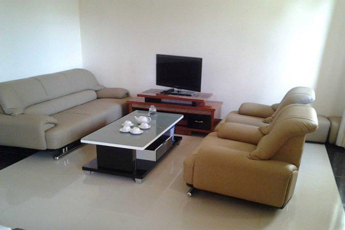 nội thất nhà khách công an Lâm Đồng