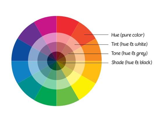 quy luat phoi mau trong thiet ke noi that 1 - Quy luật phối màu không thể bỏ qua trong thiết kế nội thất