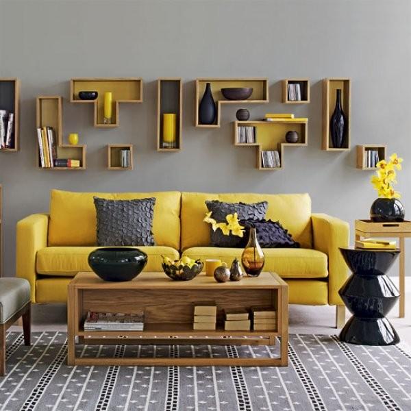 vang 6 51daa - Trang trí nội thất căn hộ từ đơn giản đến cá tính với gam màu vàng