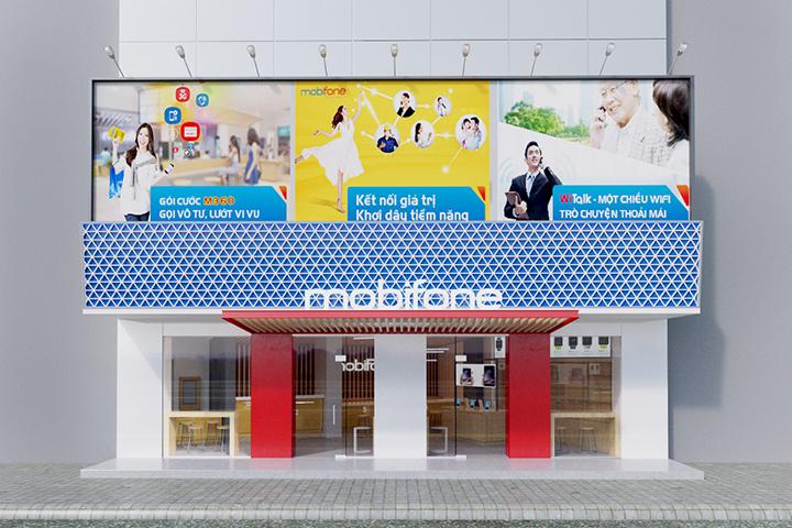 noi that mobifone kim dong - Thiết kế Nội Thất Mobifone CN Kim Đồng