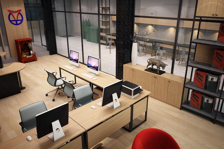 thiet ke noi that van phong 12 - Những ý tưởng thiết kế nội thất văn phòng vô cùng độc đáo và đẹp mắt
