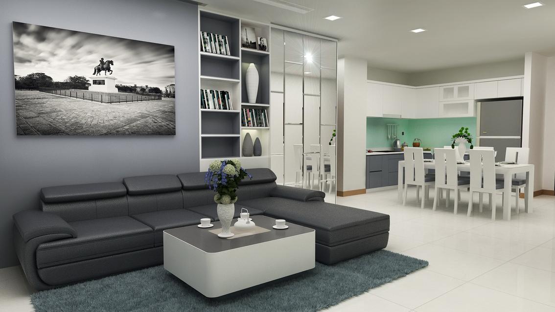 nha chu thoai - Dịch vụ thiết kế thi công nội thất uy tín, chất lượng cao