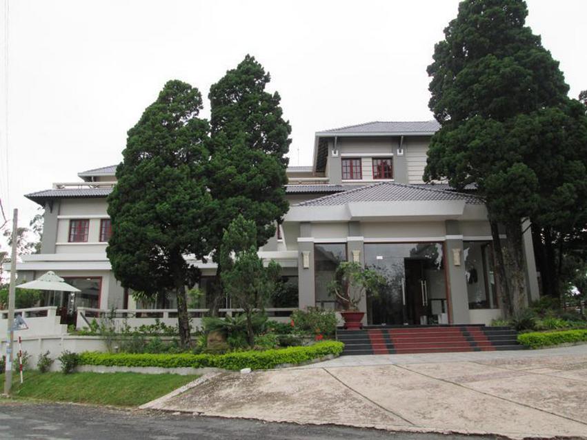 nha khach cong an tinh lam dong - Thiết Kế Thi Công Nội Thất Nhà Khách Công An Tỉnh Lâm Đồng