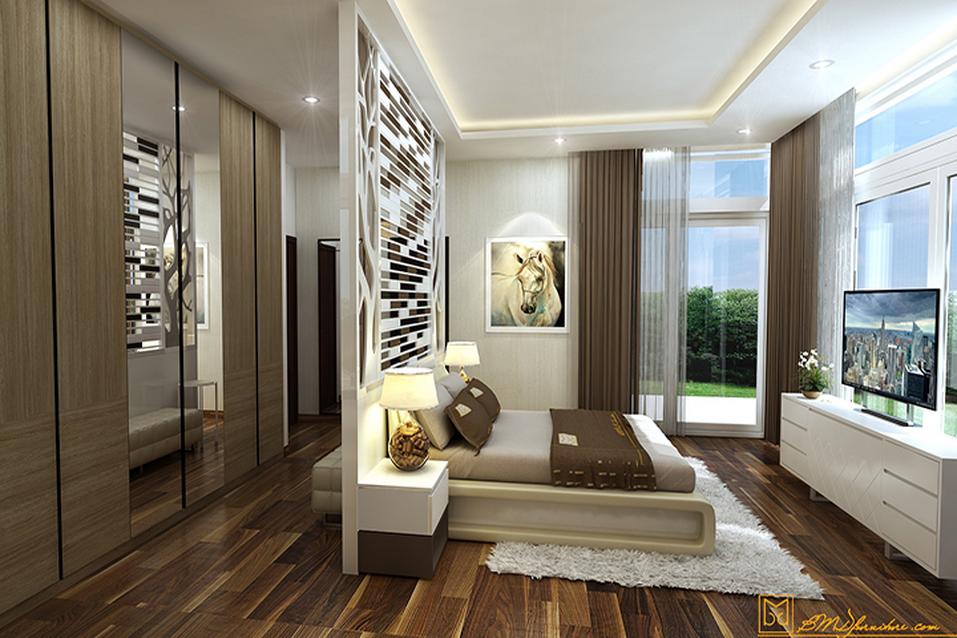 thiet ke thi cong noi that villa 26 - Thi Công Nội Thất Villa Cô Hoa