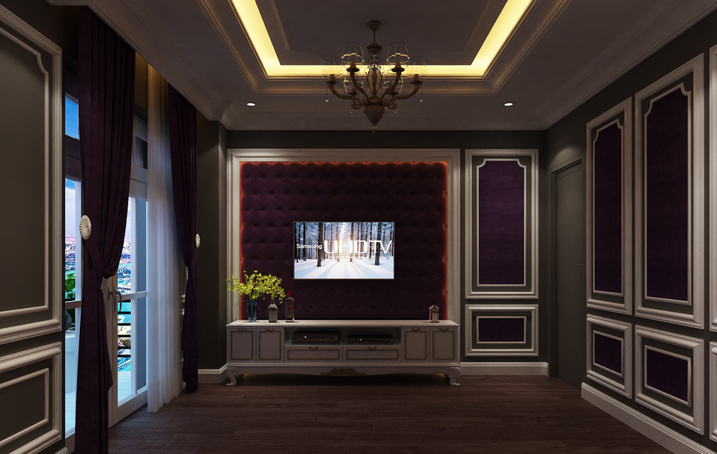 villa Anh Cung 12 - Thiết Kế Thi Công Nội Thất Villa Nhà Anh Cung