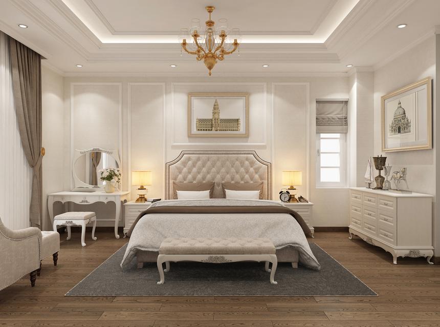 villa Anh Cung 16 - Thiết Kế Thi Công Nội Thất Villa Nhà Anh Cung
