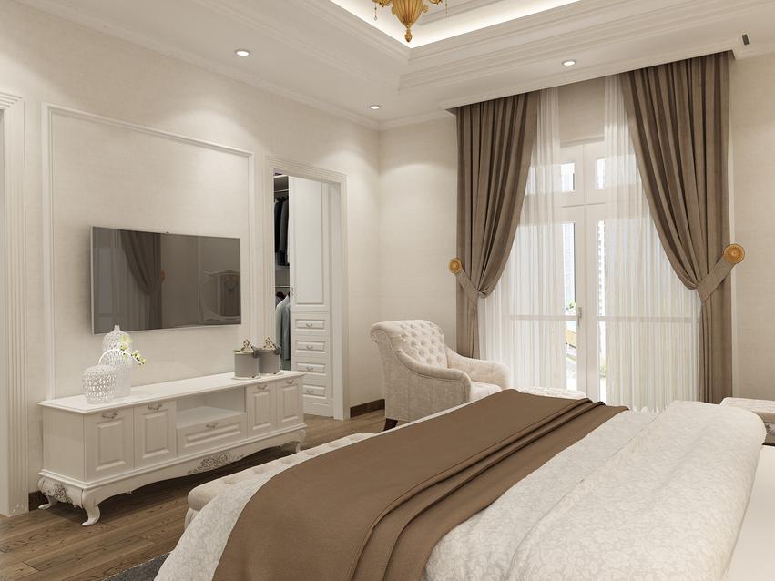 villa Anh Cung 21 - Thiết Kế Thi Công Nội Thất Villa Nhà Anh Cung