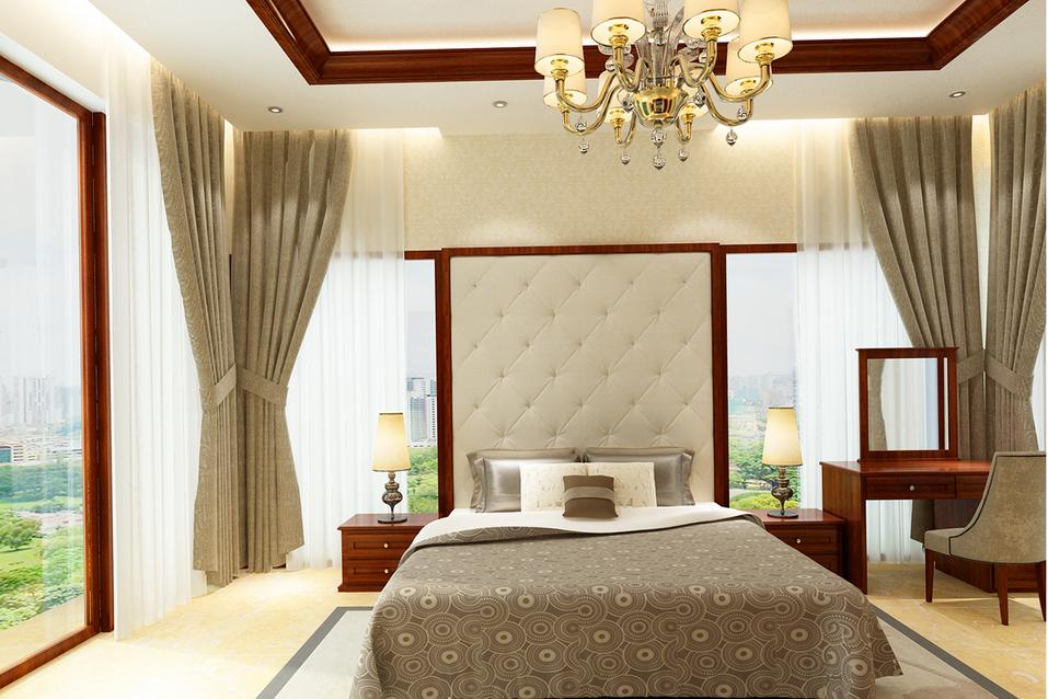 villa nha anh Nam 4 - Thi Công Nội Thất Nhà Anh Nam